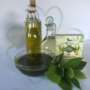 sapunn cu ulei de dafin